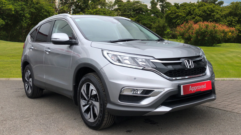 Honda CR-V 1.6 I-Dtec 160 Se Plus 5Dr Auto [nav] Diesel Estate
