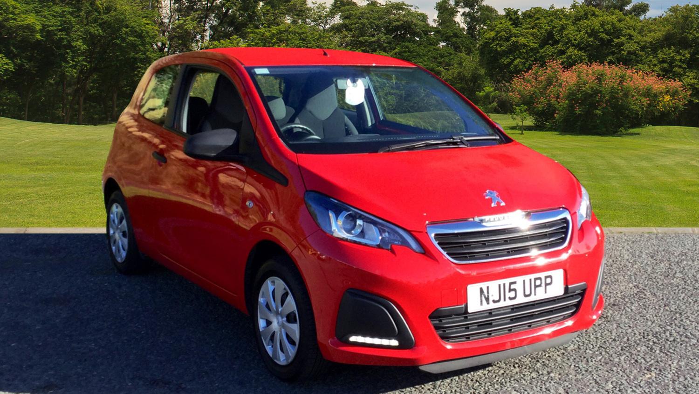 Nj Manufacturers Car Insurance >> Used Peugeot 108 1.0 Access 3Dr Petrol Hatchback for Sale in Scotland | Macklin Motors