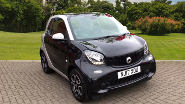 smart fortwo coupe 0.9 Turbo Prime 2dr Petrol Coupe