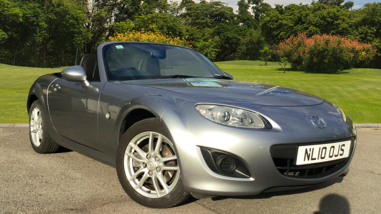 Used Mazda Mx 5 1 8i Se 2dr Petrol Convertible For Sale In