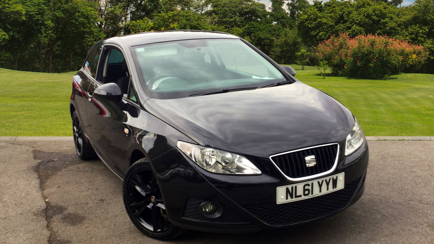 used seat ibiza 1 2 tsi sport 3dr petrol hatchback for sale in scotland macklin motors. Black Bedroom Furniture Sets. Home Design Ideas