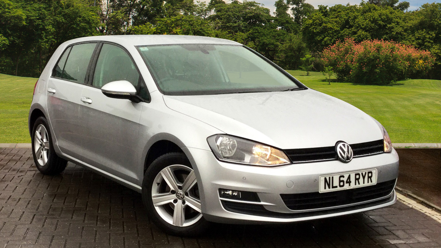 used volkswagen golf 1 4 tsi match 5dr petrol hatchback for sale in scotland macklin motors. Black Bedroom Furniture Sets. Home Design Ideas