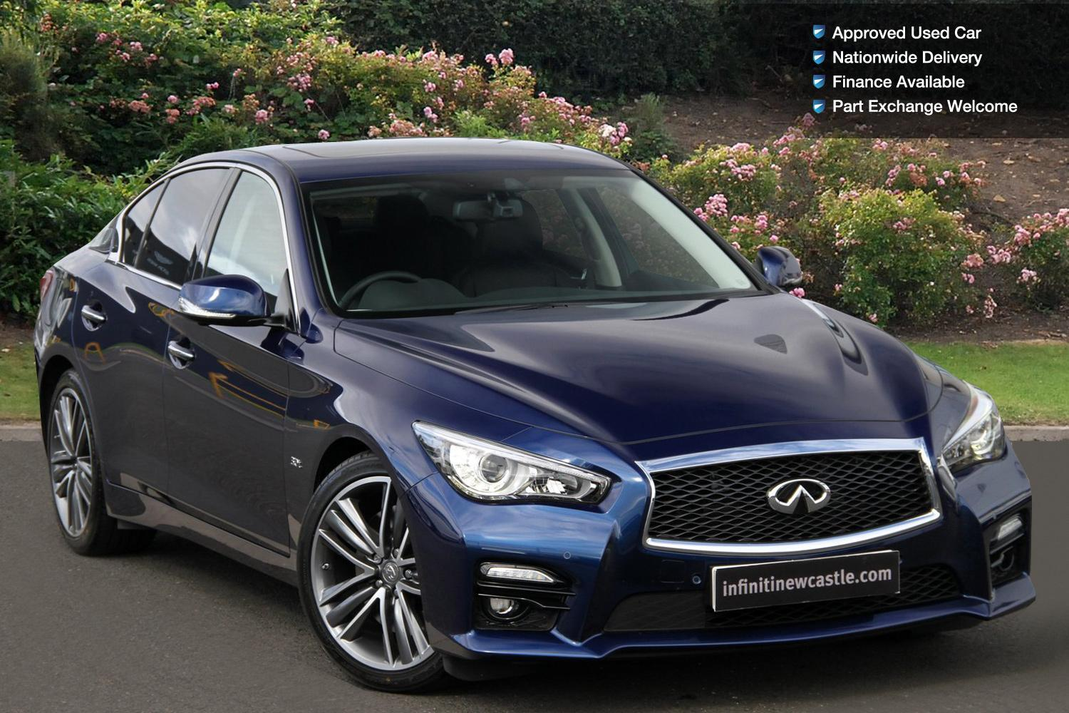 used infiniti q50 3 0t s sport tech 4dr auto petrol saloon for sale in scotland macklin motors. Black Bedroom Furniture Sets. Home Design Ideas