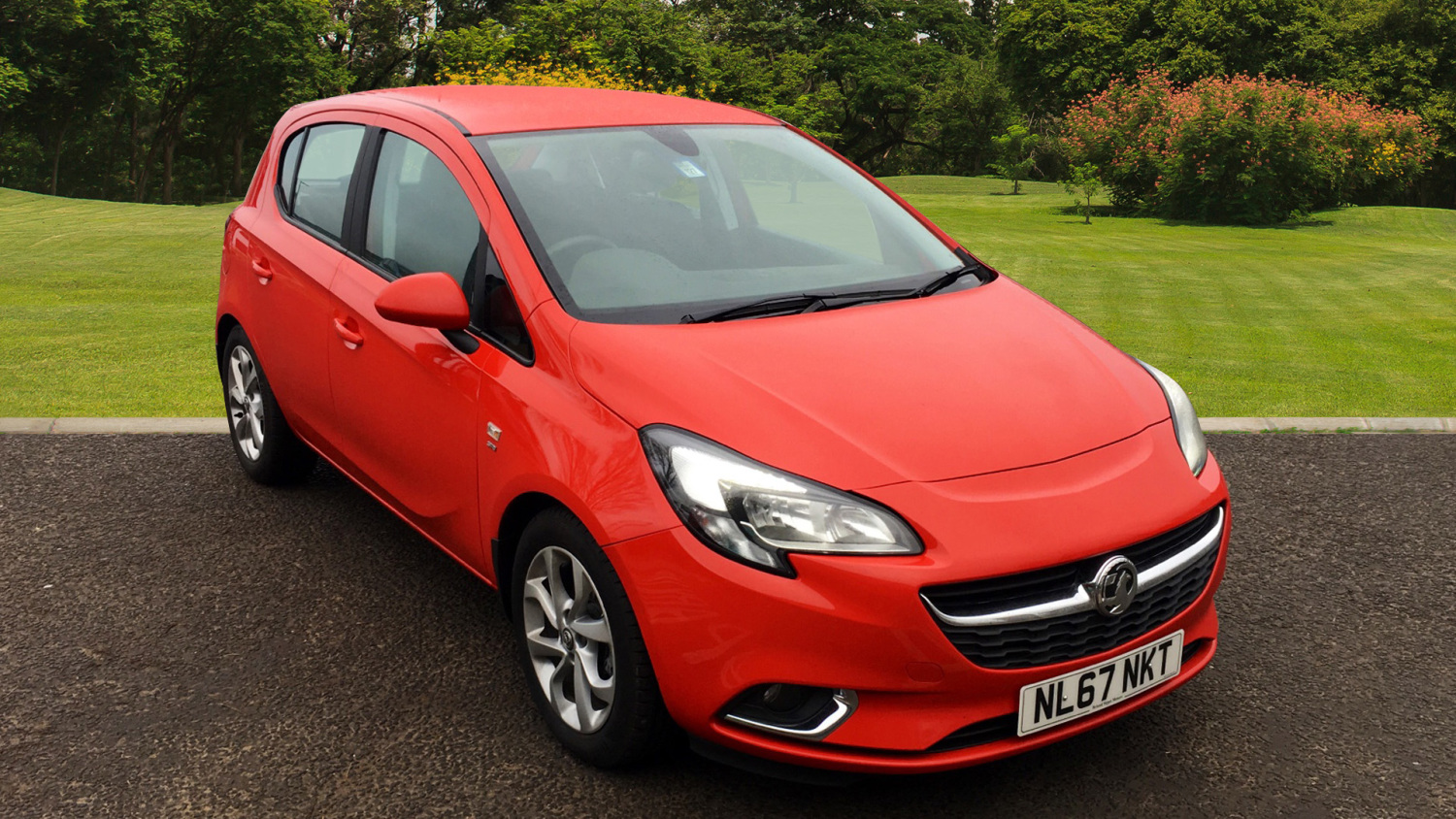used vauxhall corsa 1 4 sri auto 5dr petrol hatchback for. Black Bedroom Furniture Sets. Home Design Ideas