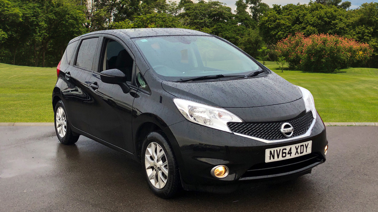 used nissan note 1 2 acenta premium 5dr petrol hatchback for sale in scotland macklin motors. Black Bedroom Furniture Sets. Home Design Ideas