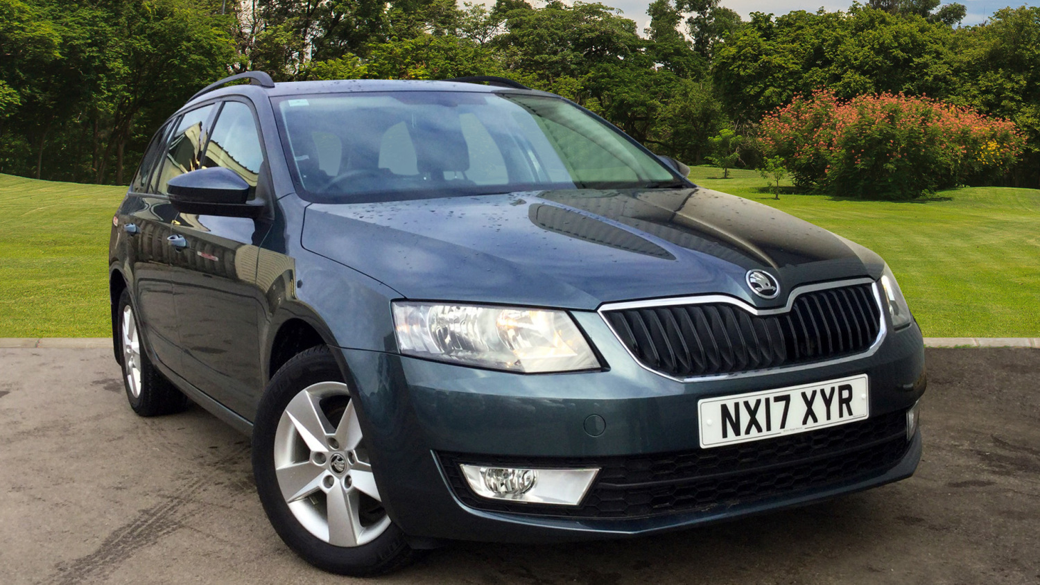 used skoda octavia 1 4 tsi 150 se 5dr petrol estate for sale in scotland macklin motors. Black Bedroom Furniture Sets. Home Design Ideas