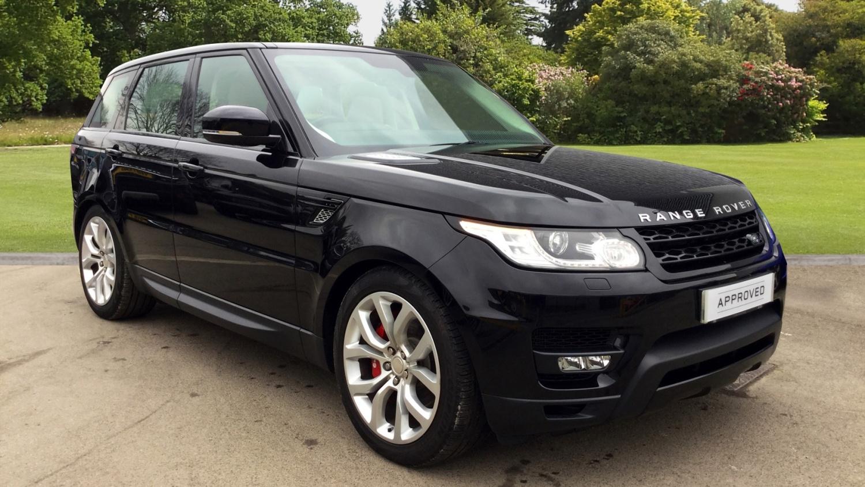 Used range rover sport finance deals