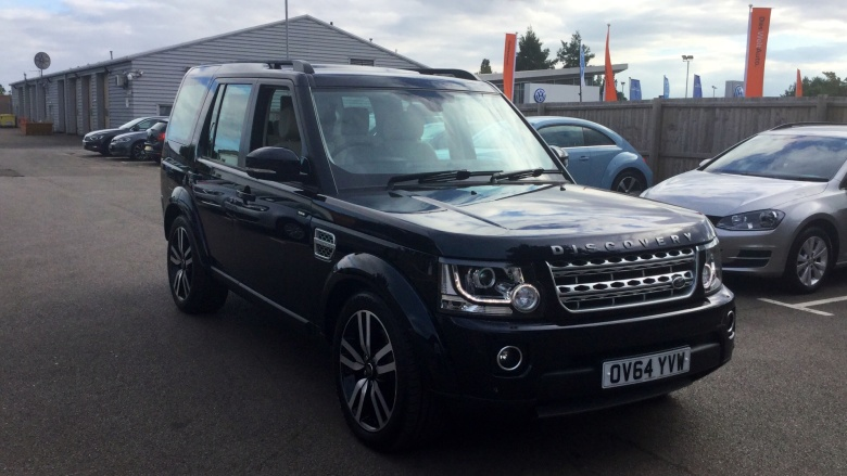 Land Rover Discovery 3.0 SDV6 HSE Luxury 5dr Auto Diesel Station Wagon