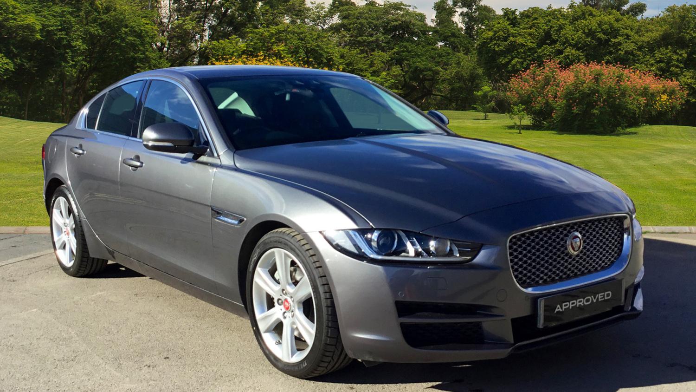 used jaguar xe 2 0d 180 portfolio 4dr auto diesel saloon for sale in scotland macklin motors. Black Bedroom Furniture Sets. Home Design Ideas
