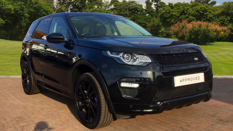 Land Rover Discovery Sport 2.0 Td4 180 Hse Dynamic Lux 5Dr Auto Diesel Station Wagon