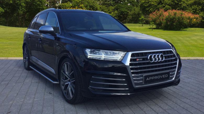 Used Audi Q7 SQ7 Quattro 5dr Tip Auto Diesel Estate for sale