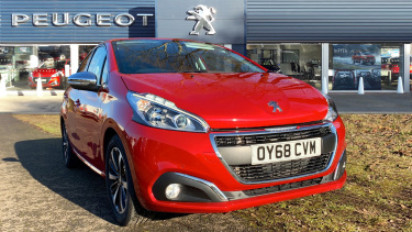 Peugeot 208 1.5 BlueHDi Tech Edition 5dr Diesel Hatchback