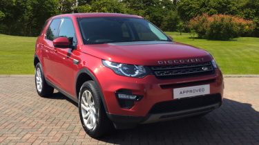 Used Land Rover Cars for Sale | Macklin Motors