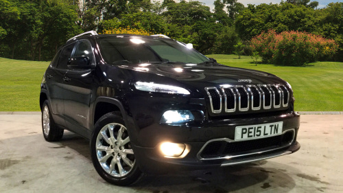 Jeep Cherokee 2.0 Crd Limited 5Dr Diesel Station Wagon