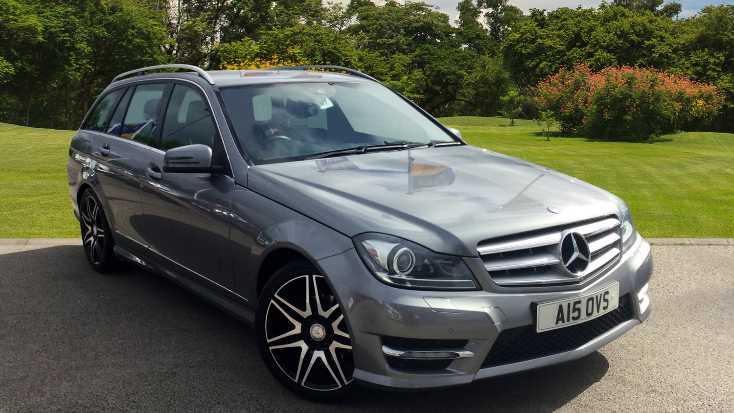 Used mercedes benz c class c250 cdi blueefficiency amg for Mercedes benz c250 amg