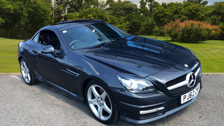 Mercedes-Benz SLK Slk 200 Blueefficiency Amg Sport 2Dr Tip Auto Petrol Roadster