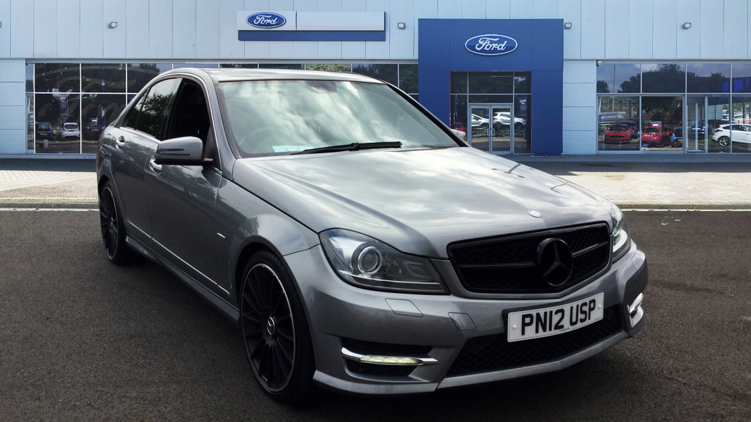 used mercedes benz c class c220 cdi blueefficiency sport. Black Bedroom Furniture Sets. Home Design Ideas
