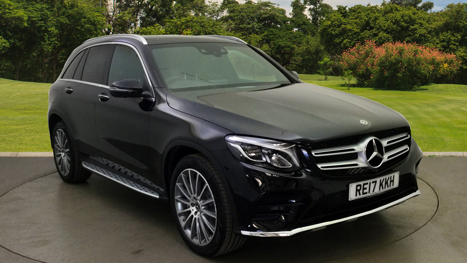 used mercedes benz glc glc 220d 4matic amg line premium 5dr 9g tronic diesel estate for sale in. Black Bedroom Furniture Sets. Home Design Ideas