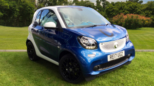 Smart fortwo Coupe 0.9 Turbo Proxy Premium 2Dr Auto Petrol Coupe