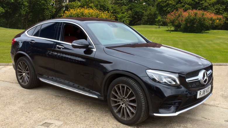 Mercedes-Benz GLC Coupe Glc 250 4Matic Amg Line Premium Plus 5Dr 9G-Tronic Petrol Estate