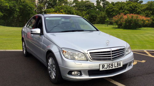Mercedes-Benz C-Class C220 Cdi Blueefficiency Elegance 4Dr Auto Diesel Saloon