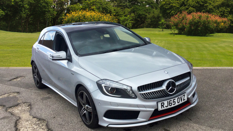 Mercedes-Benz A-Class A250 4Matic Engineered By Amg 5Dr Auto Petrol Hatchback