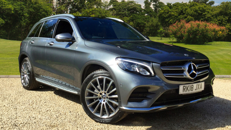Mercedes-Benz GLC Glc 250D 4Matic Amg Line Prem Plus 5Dr 9G-Tronic Diesel Estate
