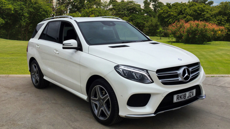 Mercedes-Benz GLE 350d 4Matic AMG Line 5dr 9G-Tronic Diesel Estate