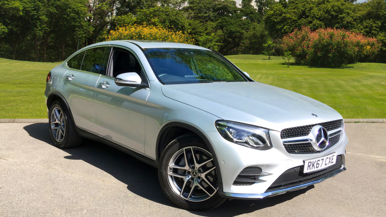 Mercedes-Benz GLC Coupe GLC 250d 4Matic AMG Line Prem Plus 5dr 9G-Tronic Diesel Estate