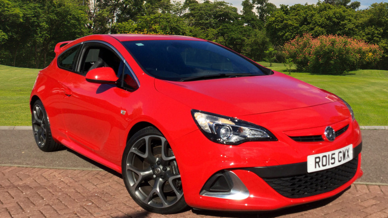 Vauxhall Astra GTC 2.0T 16V VXR 3dr Petrol Coupe
