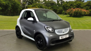 Smart fortwo Coupe 0.9 Turbo Prime Sport Premium 2Dr Petrol Coupe