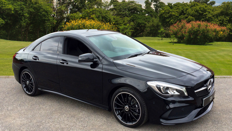 Used Mercedes-Benz CLA 200 AMG Line Night Edition Plus 4dr