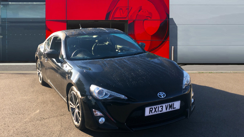 Toyota GT86 2.0 D-4S 2dr Auto [Nav + Leather] Petrol Coupe