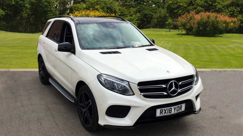 Mercedes-Benz GLE 350d 4Matic AMG Line Prem Plus 5dr 9G-Tronic Diesel Estate