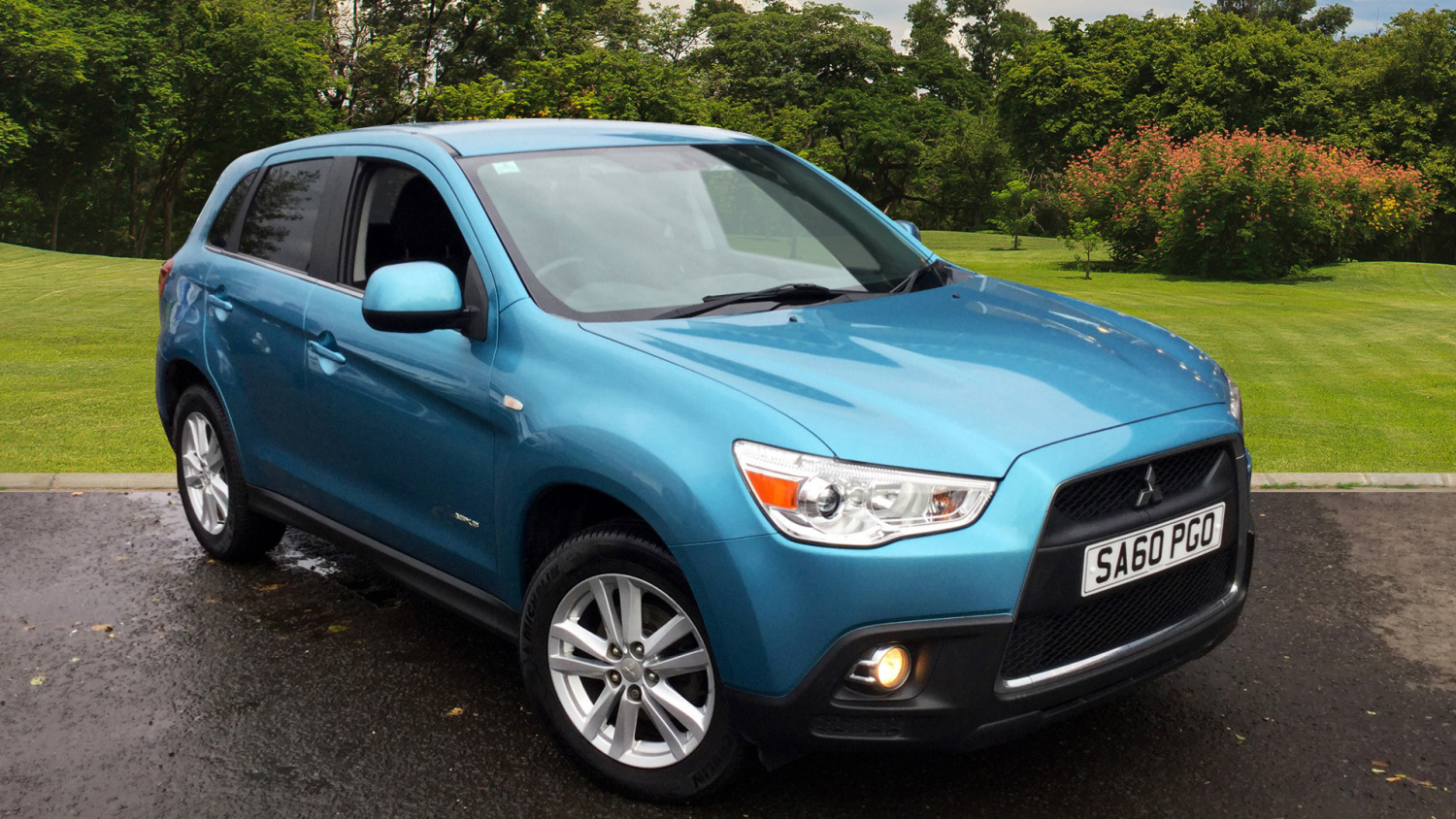 Used Mitsubishi Cars Paisley >> Used Mitsubishi Asx 1.8 3 Cleartec 5Dr Diesel Estate for Sale in Scotland | Macklin Motors