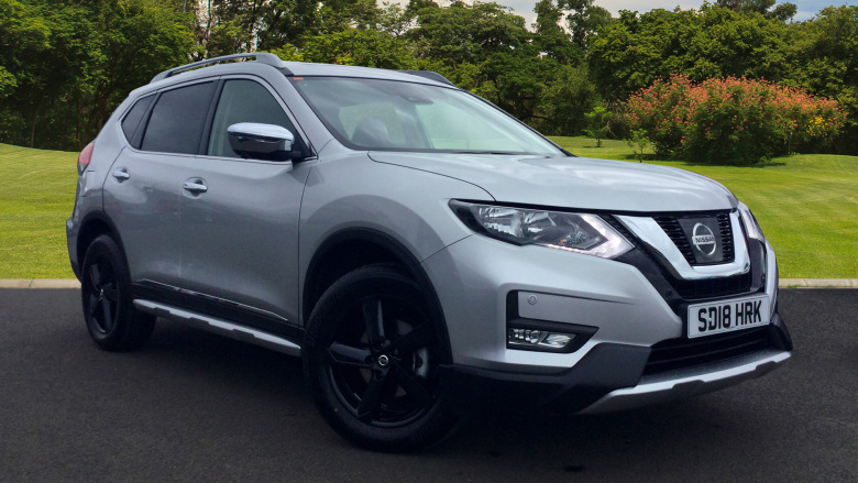 Nissan X-Trail 1.6 Dci N-Connecta 5Dr Xtronic Diesel Station Wagon