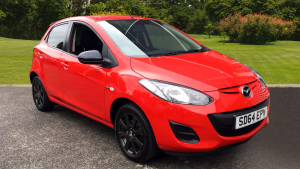 Mazda 2 1.3 Colour Edition 5Dr Petrol Hatchback