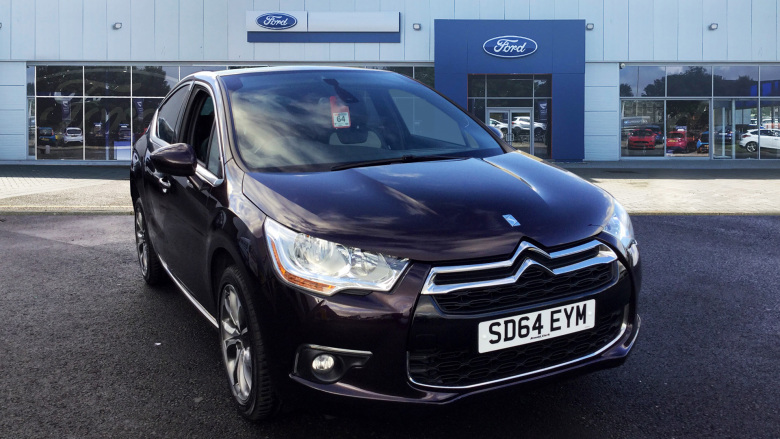 Used Citroen DS4 1 6 e-HDi 115 DStyle 5dr Diesel Hatchback