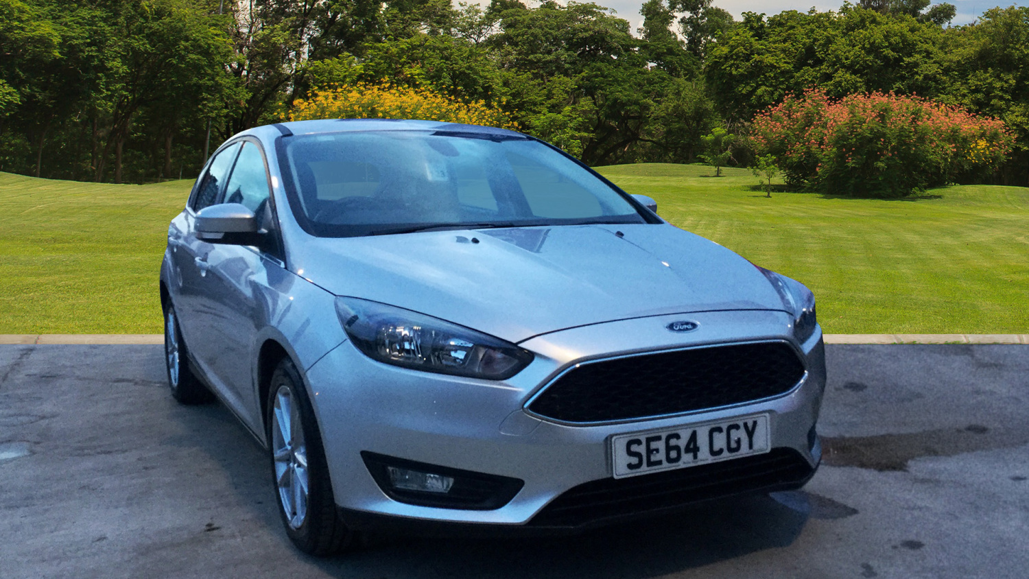 used ford focus 1 0 ecoboost 125 zetec 5dr petrol hatchback for sale in scotland macklin motors. Black Bedroom Furniture Sets. Home Design Ideas