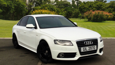 Audi A4 2.0 TDI 143 S Line Special Ed 4dr [Start Stop] Diesel Saloon