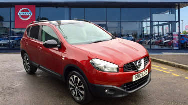 Used Nissan in Glasgow | Macklin Motors