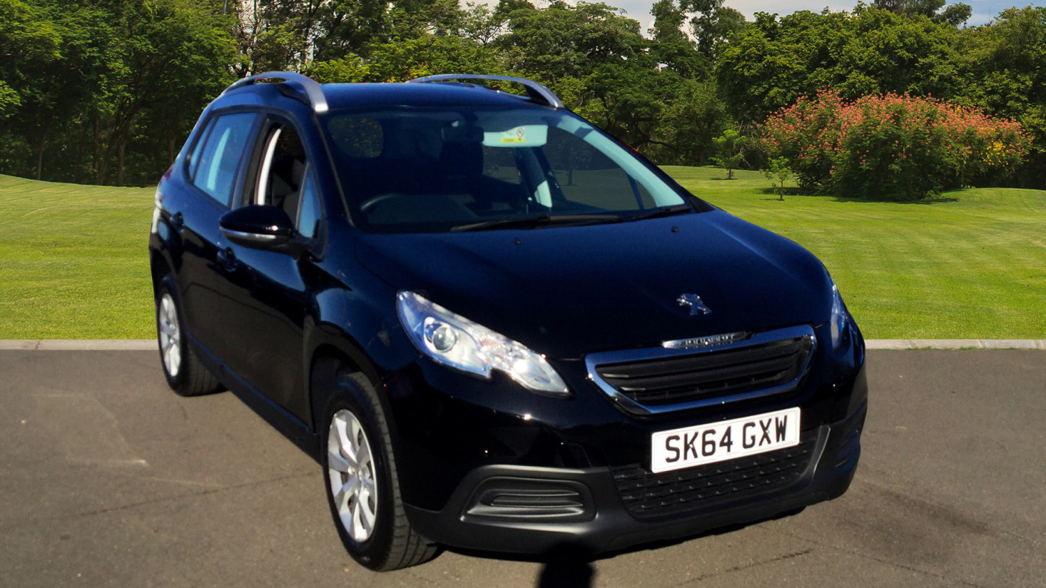 used peugeot 2008 1 4 hdi access 5dr diesel estate for sale in scotland macklin motors. Black Bedroom Furniture Sets. Home Design Ideas