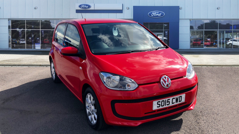 Volkswagen Up 1.0 Bluemotion Tech Move Up 5Dr Petrol Hatchback