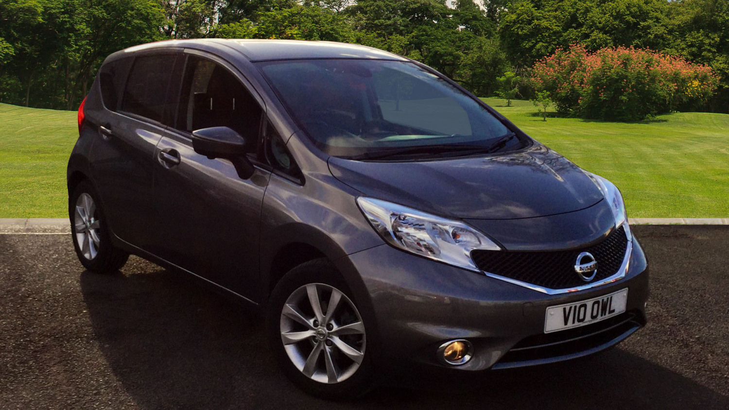 used nissan note 1 2 dig s tekna 5dr petrol hatchback for sale in scotland macklin motors. Black Bedroom Furniture Sets. Home Design Ideas
