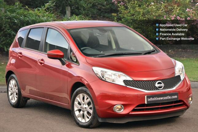 used nissan note 1 5 dci acenta premium 5dr diesel hatchback for sale in scotland macklin motors. Black Bedroom Furniture Sets. Home Design Ideas
