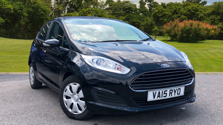 Ford Fiesta 1.5 TDCi Style ECOnetic 5dr Diesel Hatchback