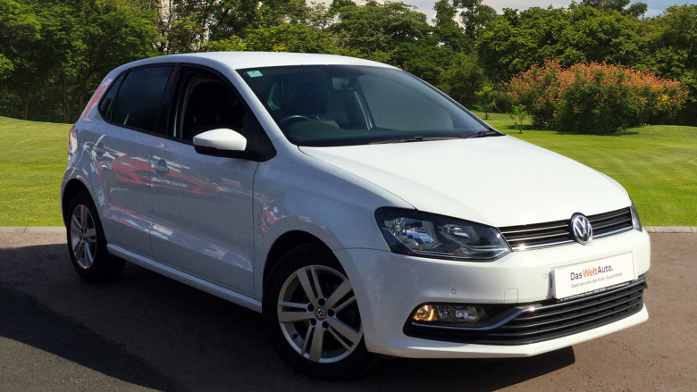 Volkswagen Polo 1.2 TSI Match 5dr Petrol Hatchback