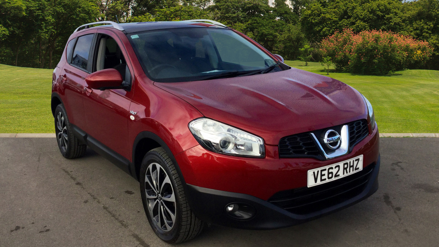 used nissan qashqai 1 5 dci 110 n tec 5dr diesel hatchback for sale in scotland macklin motors. Black Bedroom Furniture Sets. Home Design Ideas