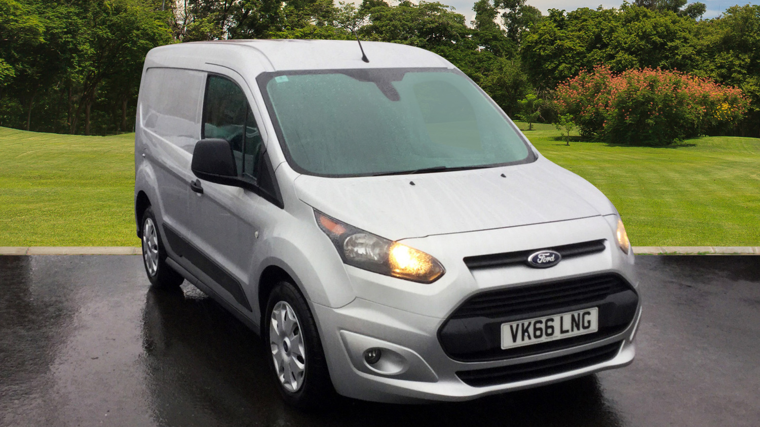 Used Ford Transit Connect 200 L1 Diesel 1.5 Tdci 75Ps Trend Van for Sale in Scotland | Macklin ...