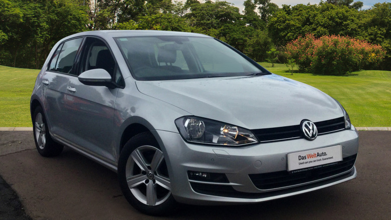 Volkswagen Golf 1.6 Tdi 110 Match Edition 5Dr Diesel Hatchback